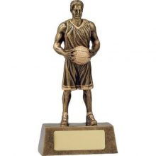 Basketball Trophy Hero Male