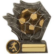 "Soccer Trophies ""Back of the Net"""