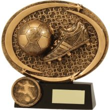 Soccer Trophies Memento Plaque