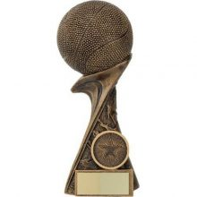 Basketball Trophy Pinnacle