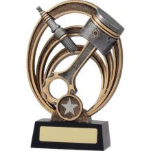 Motorsport Trophy Halo