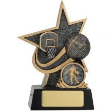Basketball Trophy SuperStar