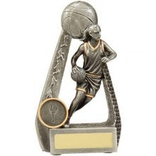 Basketball Trophy Portal Female