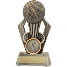 Basketball Trophy Trident