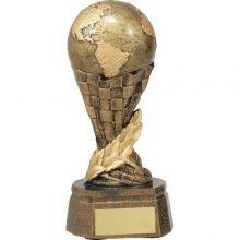 Motorsport Trophy Globe