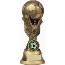 Soccer Trophies Trophy Cup Spirit With 25mm Centre