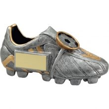 Soccer Trophies Premier Boot Silver