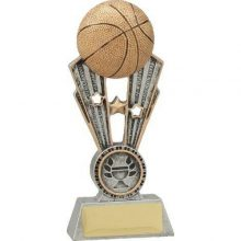Basketball Trophy Fame