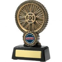 Motocross Trophy Wheel With 25mm Centre