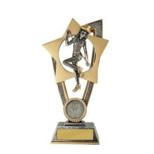 Dance Trophy With 25mm Centre
