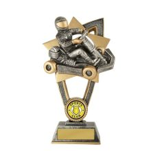 Ezi-Rez Go-Kart Trophy With 25mm Centre