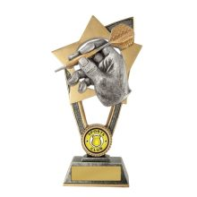 Ezi-Rez Darts Trophy With 25mm Centre