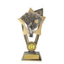Ezi-Rez Poker Trophy With 25mm Centre