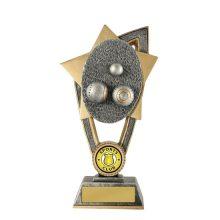 Ezi-Rez Bowls Trophy With 25mm Centre