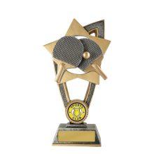 Ezi-Rez Table Tennis Trophy With 25mm Centre