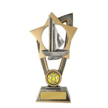 Ezi-Rez Windsurfing Trophy With 25mm Centre
