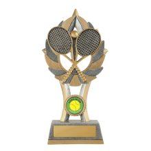 Ezi-Rez Tennis Trophy With 25mm Centre