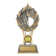 Ezi-Rez Horse Trophy With 25mm Centre