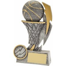 Basketball Trophy Shazam