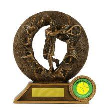 3D Break-thru Tennis – Male With 25mm Centre