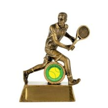 All Action Hero-Tennis Male With 25mm Centre