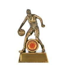 All Action Hero – Basketball Fem. With 25mm Centre