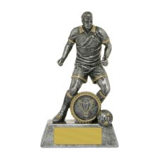 All Action Hero-Football Male With 25mm Centre