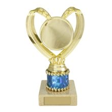 Dance Trophy With 50mm Centre