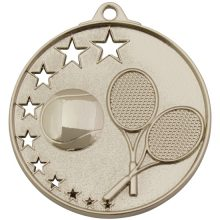 Tennis Medal Gold