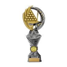 Snooker Trophy With 25mm Centre
