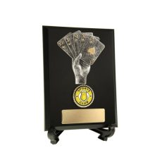 Poker Plaque With 25mm Centre