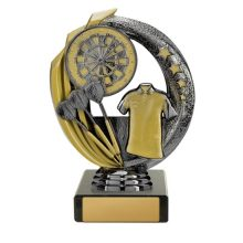 Darts Trophy With 25mm Centre