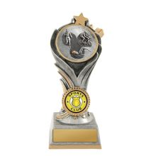 Flame Tower Triathlon Trophy With 25mm Centre