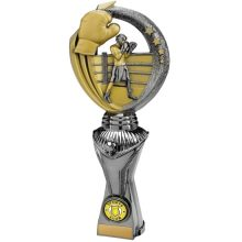 Boxing Trophy With 25mm Centre