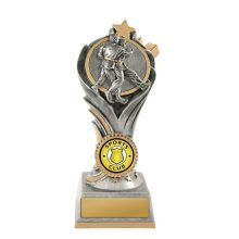 Flame Tower Martial Arts Trophy With 25mm Centre