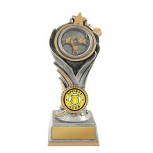 Flame Tower Motorsports Trophy With 25mm Centre
