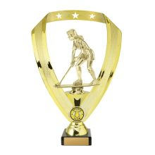 Hockey Trophy With 25mm Centre