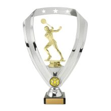 Squash Trophy With 25mm Centre