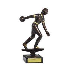 Ten Pin Bowling Trophy