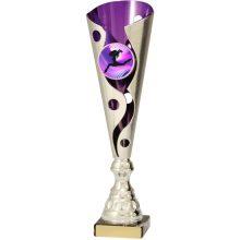 Purple Mega Carnival With 25mm Centre