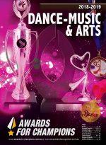 Awards Champion Dance Music Arts 2018 2019