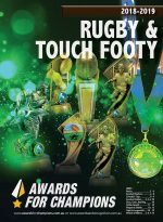 Awards Champion Rugby Touch Footy 2018 2019