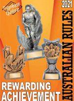 Trophies Galore 2021 Afl Reward Achievement