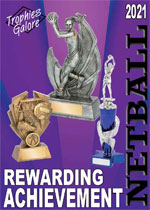 Trophies Galore 2021 Netball